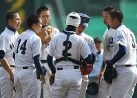 【2010年】川島(徳島)=2010年3月27日、山本晋撮影