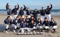 【2013年】いわき海星(福島)=2013年1月25日、山本晋撮影