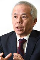 TEPCO President Naomi Hirose (Mainichi)