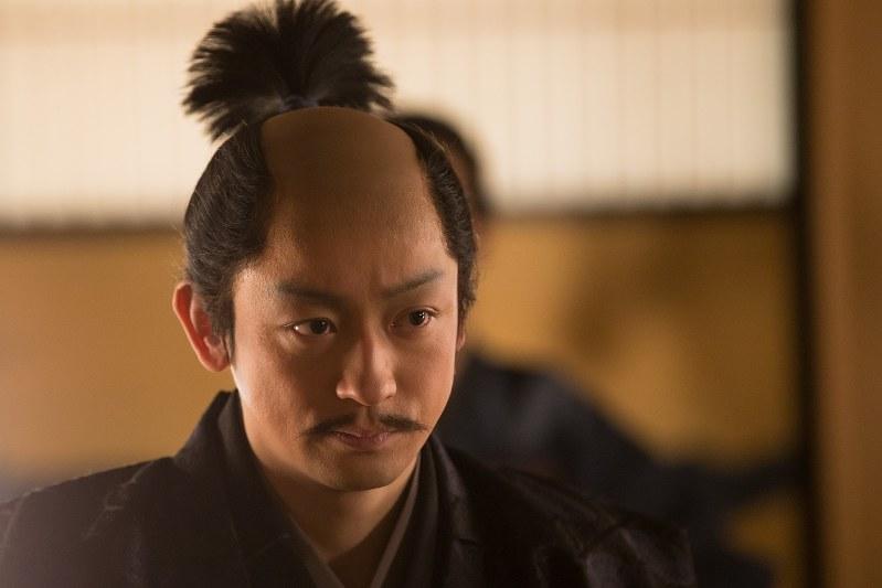 大河ドラマ「真田丸」に今後、登場する予定の石田三成。演じるのは山本耕史さん=NHK提供