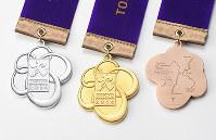 東京マラソン2014メダル