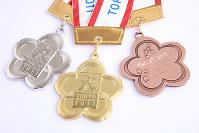 東京マラソン2011メダル