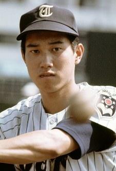 原辰徳(東海大相模)=1976年撮影