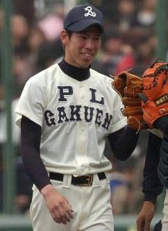 前田健太(PL学園)=2006年4月1日撮影