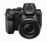 ニコンデジタルカメラ「DL24-500 f/2.8-5.6」=ニコン提供