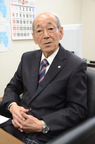 震災5年・首長に聞く:/12 馬場...