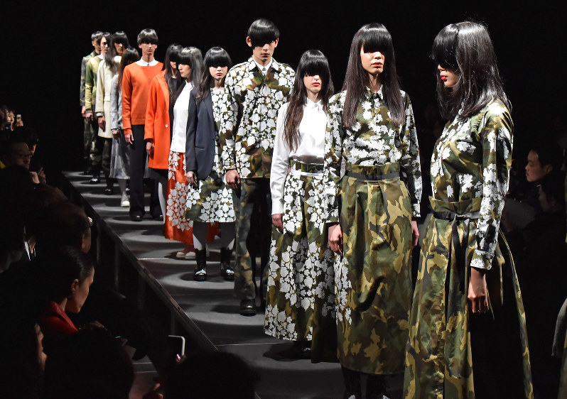 Image result for tokyo fashion week
