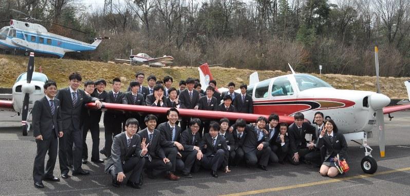 日本 航空 中