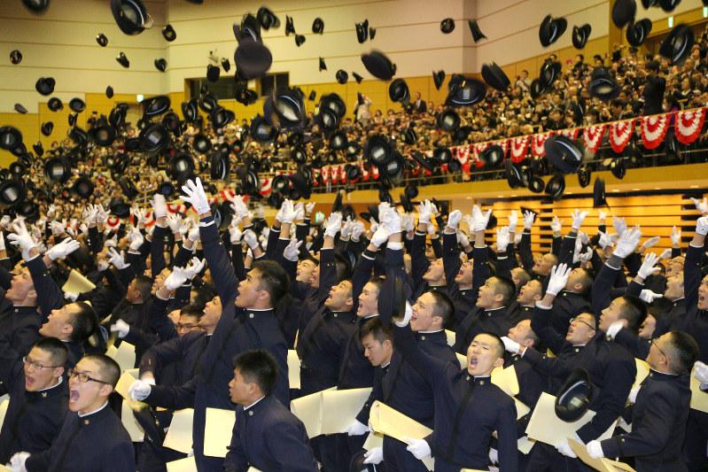 防衛大学校:「任官拒否」が倍増の47人 卒業生の1割 - 毎日新聞