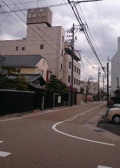 県内の住宅地で最も地価上昇率と価格が高かった岐阜市加納本町3の7の1外の周辺