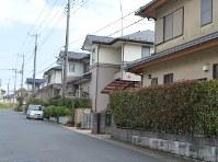 住宅価格上昇率でトップとなった成田市公津の杜2