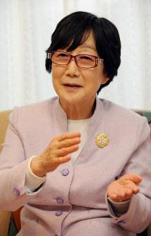 夏樹静子さん 77歳=作家(3月19日死去)