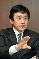 日本生命取締役常務執行役員の矢部剛さん