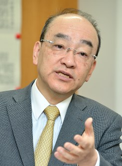 岡本全勝・復興庁事務次官