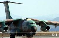 輸送機 C-1=航空自衛隊提供