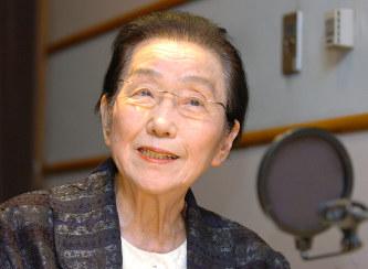 訃報:秋山ちえ子さん99歳=評論家、ラジオで「談話室」 - 毎日新聞