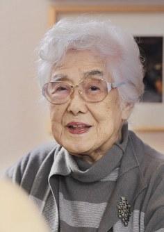 嘉納愛子さん 109歳=声楽家、相愛大名誉教授(3月29日死去)