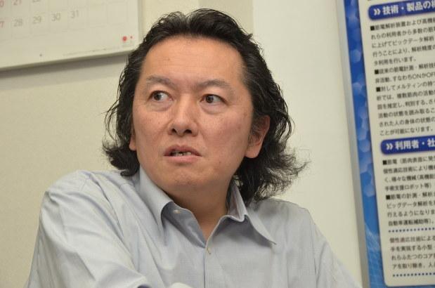 メルティンMMIの伊藤寿美夫CEO