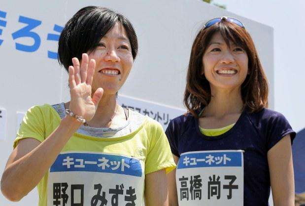 女子マラソン:野口みずき引退へ 15日に会見[写真特集9/12]- 毎日新聞