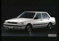 4ドア1500GLサルーン 1985年05月27日発表