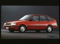 5ドア1600ZX 1985年05月27日発表