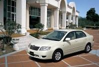 1.5G(ホワイトパールクリスタルシャイン)〈オプション装着車〉=2004年04月27日発表