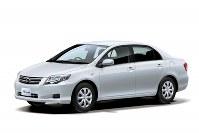 カローラ アクシオ G(スーパーホワイトII)〈オプション装着車>=2006年10月10日発表