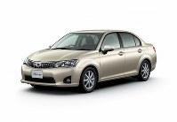 カローラ アクシオ1.5LUXEL 2WD (メローシルバーメタリック) 〈オプション装着車〉=2012年05月11日発表