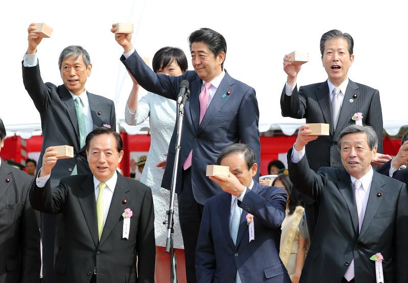 特集ワイド:「解散のウソ」は許される? 「首相の専権事項」は永田町 ...