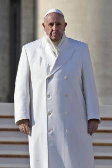 フランシスコ・ローマ法王=AP