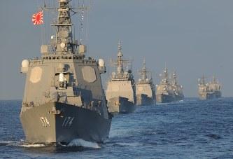拡大する自衛新たな安保法制5止 朝鮮半島有事 米軍防護空白