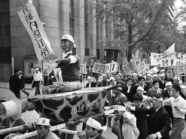 関西50年前:【1966年5月】保存写真で振り返る「今月」 - 毎日新聞