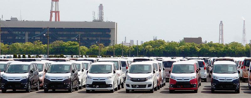 三菱自動車と日産自動車 水島で製造の新型軽自動 …