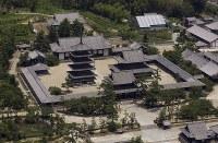 世界文化遺産・法隆寺地域の仏教建造物(1993年登録)