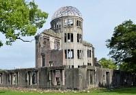 世界文化遺産・原爆ドーム(1996年登録)