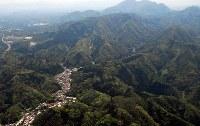 世界文化遺産・石見銀山とその文化的景観(2007年登録)