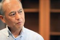2013年の参院選は出馬せず、引退を表明した舛添氏=参院議員会館で2013年7月22日、梅村直承撮影