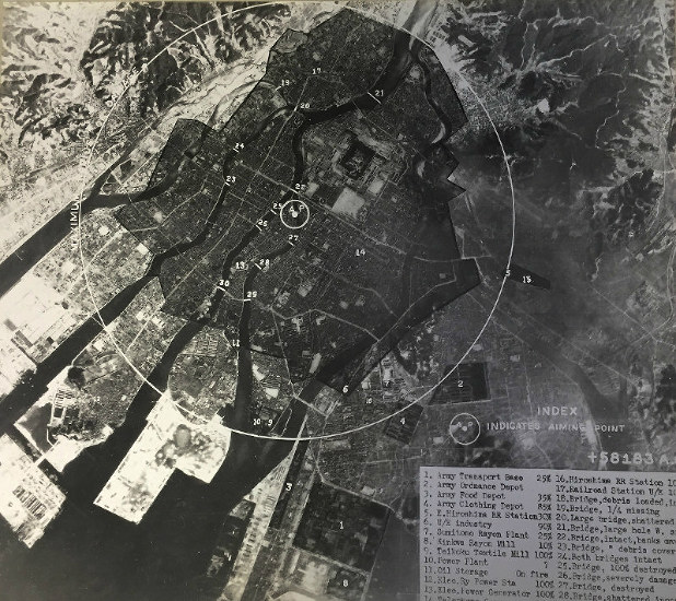 causes and effects of bombing hiroshima A hospital in hiroshima after the august 1945 bombing the immediate and long-term health consequences of  the effects of nuclear weapons on human health.