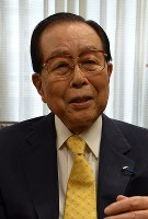 堀内光雄さん 86歳=元通産相、富士急行元会長(5月17日死去)