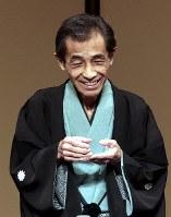 柳家喜多八さん 66歳=落語家(5月17日死去)