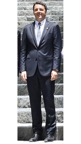 イタリアのレンツィ首相