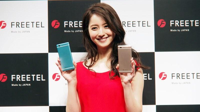テレビCMには、女優の佐々木希さんを起用。幅広いユーザーの獲得を狙う
