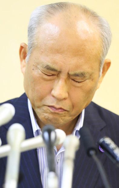 舛添都知事調査:かつての共演者...