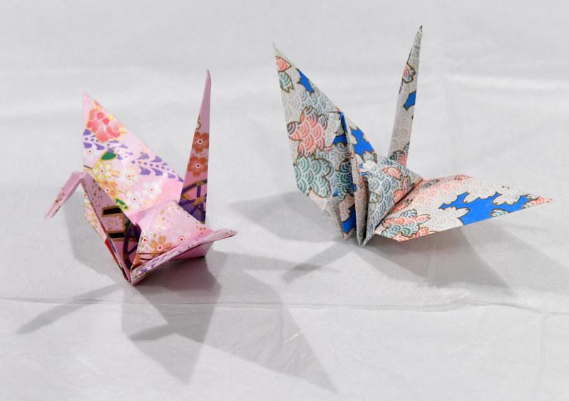 Obamas Origami Cranes To Go On Display At Hiroshima Peace Memorial