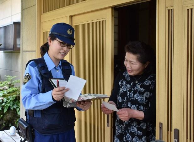 県警:男女2人再採用 大家巡査長「家庭と仕事両立」 /栃木 - 毎日新聞