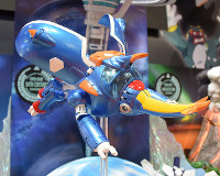 Takara Tomy's Time Bokan 24 toy is seen on June 9, 2016. (Mainichi)