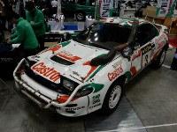 「セリカ GT-Four(ST185)」=提供