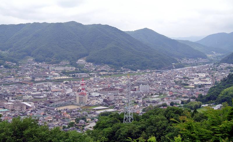 舞台をゆく:岡山県高梁市(映画...
