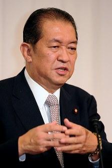 鳩山邦夫さん 67歳=衆院議員、元法相(6月21日死去)