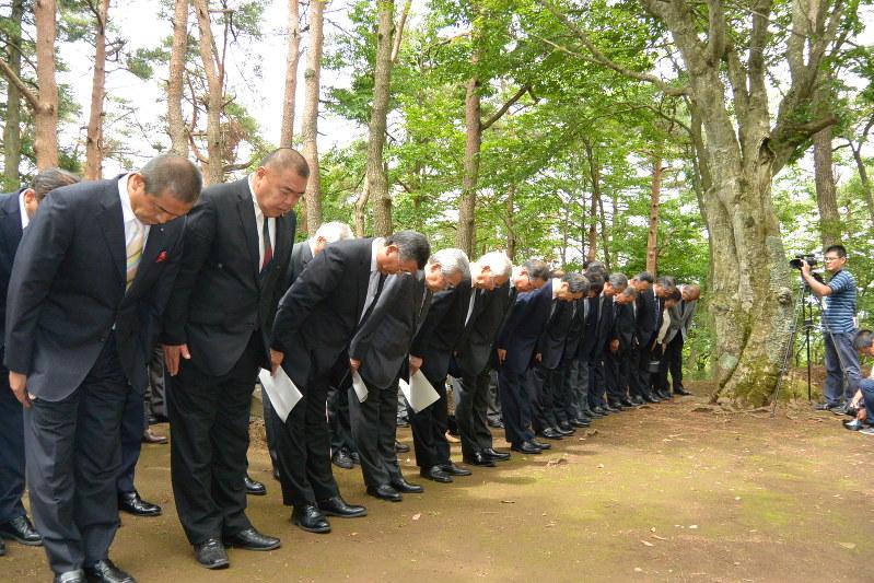 日本一短い祭り:100年の節目も2...